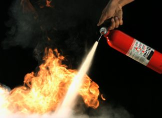 Découvrez le type d'extincteur à utiliser pour chaque catégorie de feu