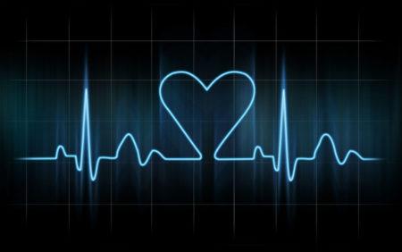 Au repos, le cœur bat de 60 à 100 fois par minute