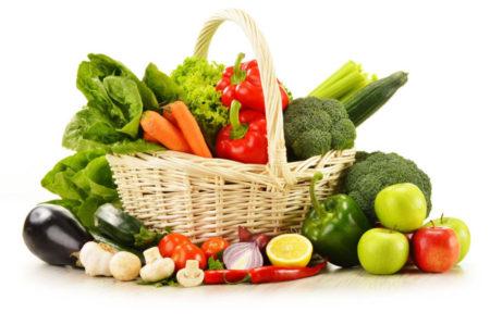 Les fruits et légumes frais, alliés de votre cœur