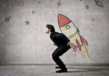 L'entrepreneur est celui qui vise haut et loin dans tout ce qu'il entreprend