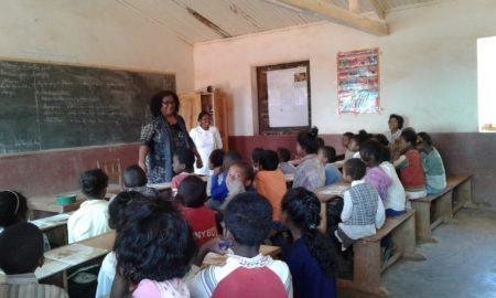 EJM s'implique aussi dans les écoles primaires publiques
