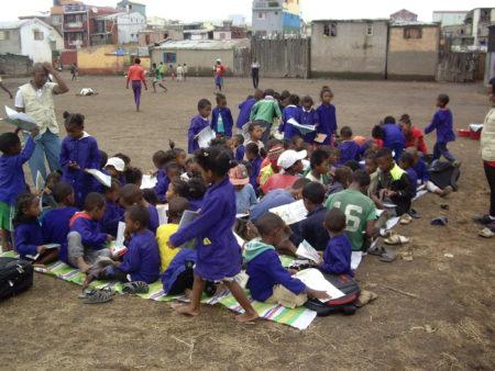 EJM priorise ses actions en faveur des enfants des rues
