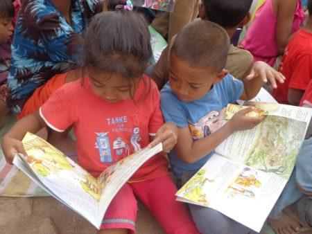 EJM souhaite combler les besoins en lecture