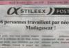06 personnes sur 10 travaillent par nécessité à Madagascar ! – Titre du journal Jejoo du 18 juillet 2019