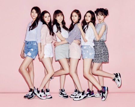 Gfriend, un grupo de chicas de éxito