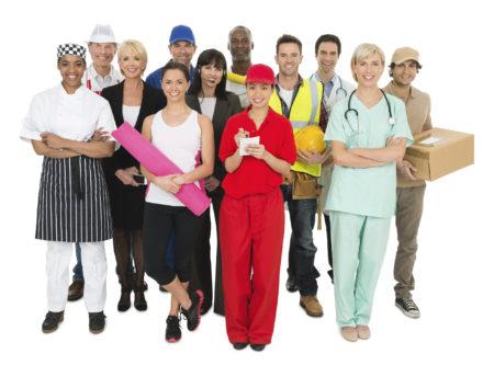 Derrière ces sourires et ces multiples uniformes se cachent des choix, des passions, des obligations...