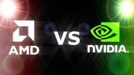 Pregunta para los jugadores… ¿Nvidia o AMD?