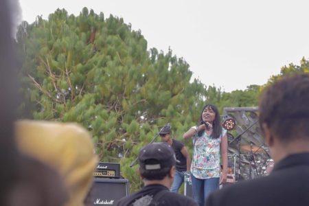 Vy mamay a participé au concert «Vehivavy M'kolosaina» au CRAAM Ankatso lors de la journée mondiale de la femme