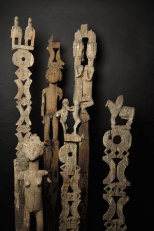 Aloalo malgache es un arte originario de la etnia Mahafaly en el suroeste de Madagascar