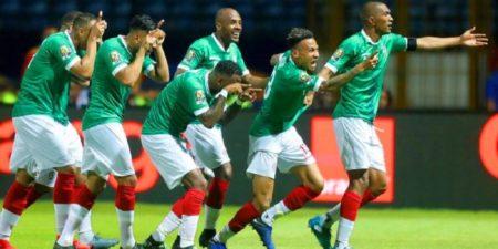 Les Barea de Madagascar sont une révélation pour cette CAN 2019