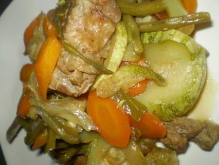Le «Hena-kisoa sy fangarony» est mangé au quotidien ou les dimanches