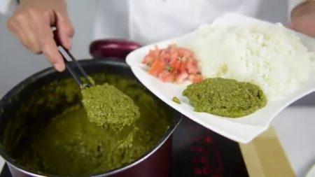 Le ravitoto est un art culinaire malgache très apprécié