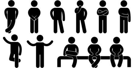Votre posture peut interpréter beaucoup de choses
