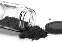 Business idea : charcoal to lighten teeth !