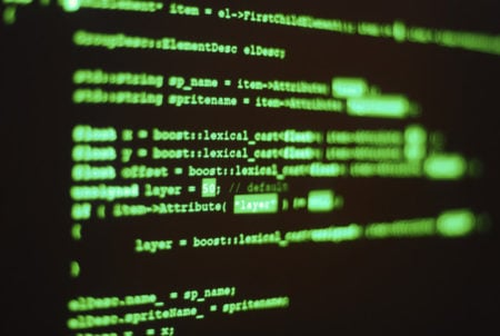 A program is a set of code, which can be source code or binary code