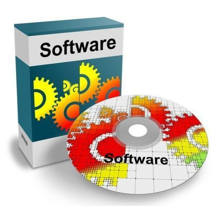 A software is just a set of programs