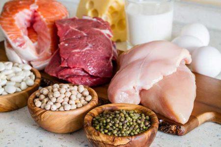 Pour des muscles en bonne santé, favorisez les aliments riches en protéines