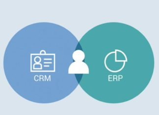 ERP and CRM, let's talk about these two terms often used