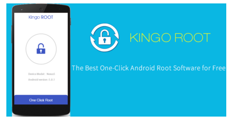Kingo Root, the software that allows you to rotate your Android device in a short time