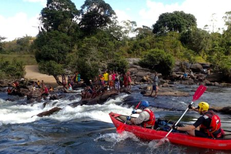 Le rafting pour réussir votre investissement à Madagascar