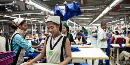 L'industrie du textile est un secteur très prometteur à Madagascar
