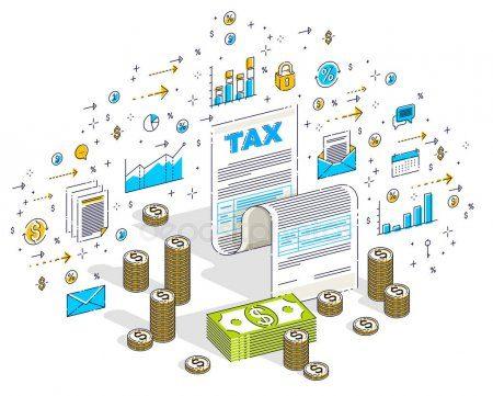 L'IRSA à Madagascar, un impôt sur les revenus directs