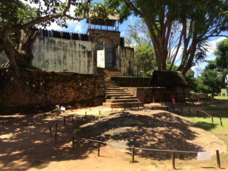 Ambohimanga, un des célèbres lieux «fikabariana» lors de l'époque royale