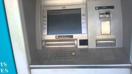 ATM (vending machine) locations in Antananarivo