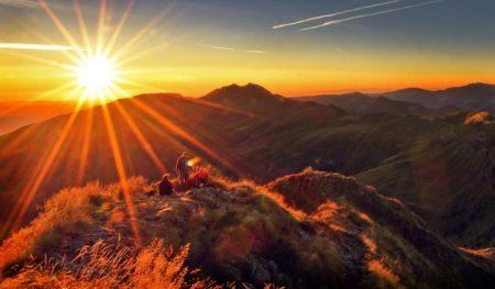Les Malgaches déterminent l'heure selon la position du soleil