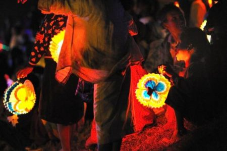 La tradition du harendrina est aussi présente dans la célébration du Nouvel An malgache