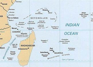 La taille de Madagascar, la plus grande île de l'Océan Indien