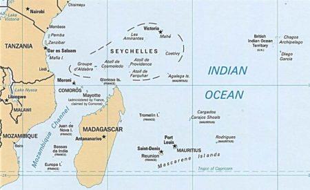 Ça saute aux yeux, Madagascar est la plus grande île de tout l'Océan Indien