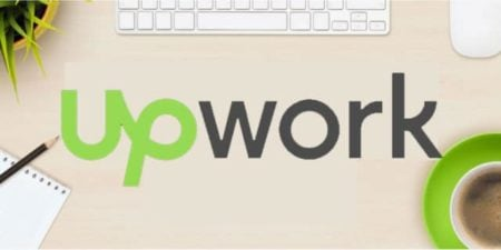 Make money on the Internet with Upwork