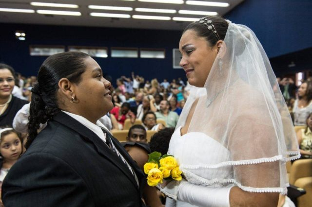 Le mariage religieux homosexuel: non approuvé par la quasi-totalité des Malgaches
