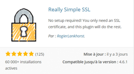 Really Simple SSL on WordPress.org