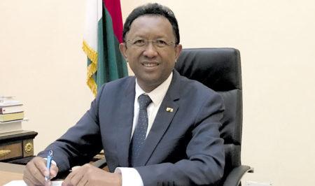 L'ancien Président de la République de Madagascar est un expert-comptable