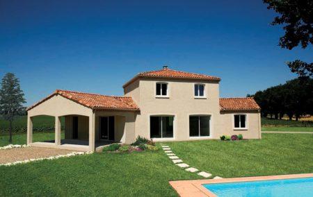 Vivre à Madagascar s'est aussi avoir la chance d'habiter dans des maisons moderne avec un grand jardin