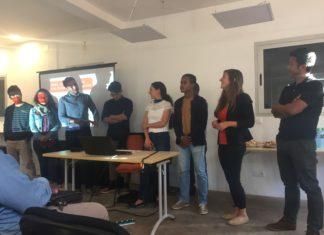 Économie collaborative et technologie en Afrique, conférence de Nandrianina Ratsimandresy