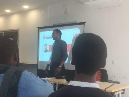 Ammar ABDEALY, General Manager de En2Roues, modèle de technologie au service de l'économie collaborative à Madagascar