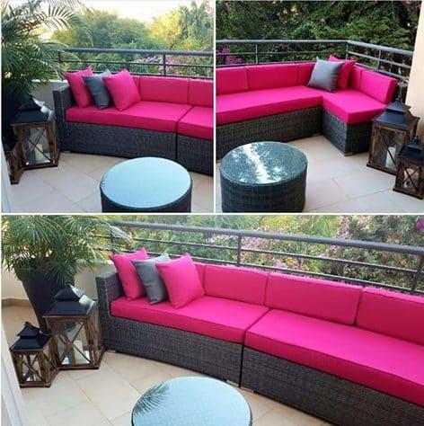 Faites également appel à ÉBÈNE Madagascar pour vos meubles de jardin