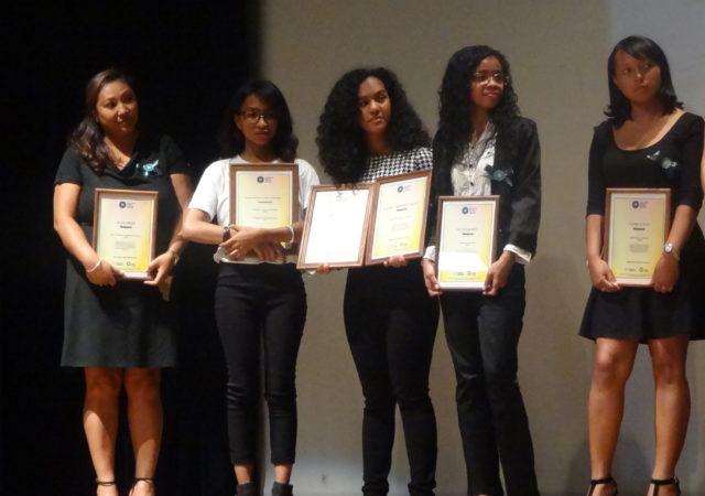 Les lauréats de SASAM 2019
