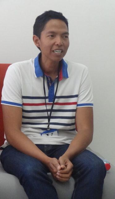 Manitra ANDRIAMITONDRA, fondateur de supermarche.mg