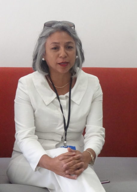 Nirina RAHOELIARIVAHY, co-fondatrice et COO chez Sayna