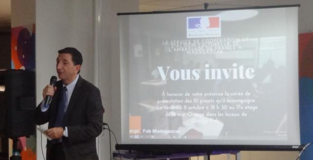 Patrick Perez, l'initiateur du programme PASS Madagascar