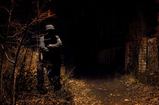 Se promener la nuit est très dangereux