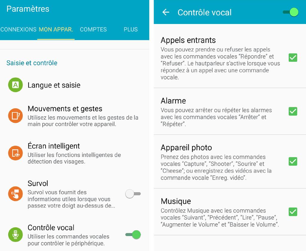 Comment paramétrer votre assistant vocal sur Android