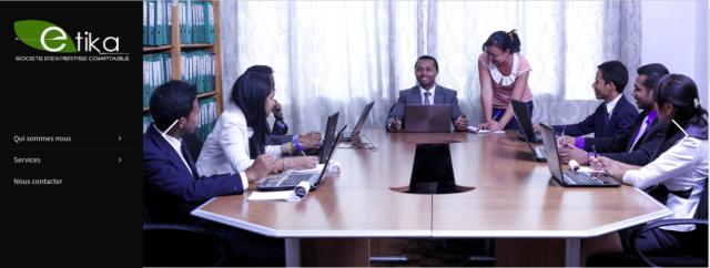 Le cabinet d'expertise-comptable Etika suggère un accompagnement fiable