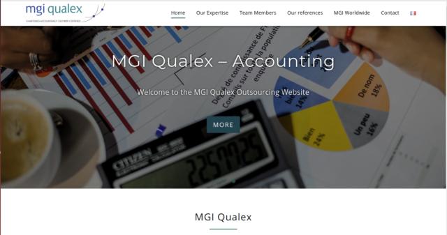 MGI Qualex, cabinet d'expertise-comptable de FTHM