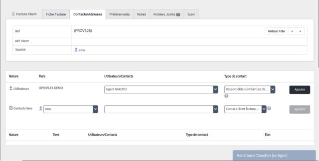 La valorisation de chaque dossier pour chaque client est optimisé par ce logiciel