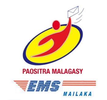 EMS/Mailaka pour l'envoi des colis à l'étranger